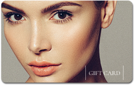 Skin rejuvenation gift cards