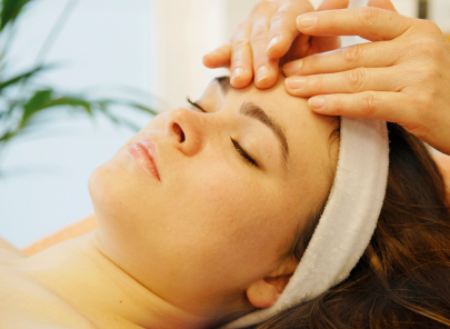 Facial Spa Treatment in Louisville