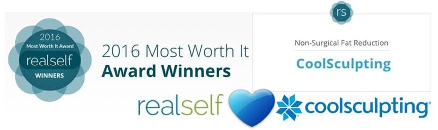 Coolsculpting doctor awards