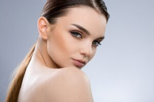 Model for Non-Surgical Skin Tightening Page